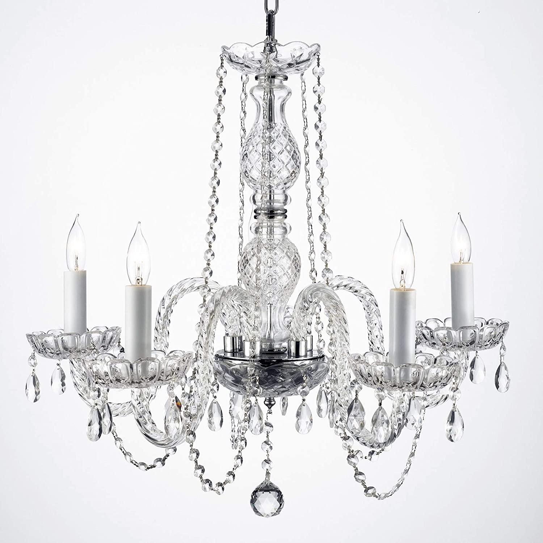 timeless design 2fa0e 90e02 Chandelier Made with Swarovski Crystal! Chandelier H25