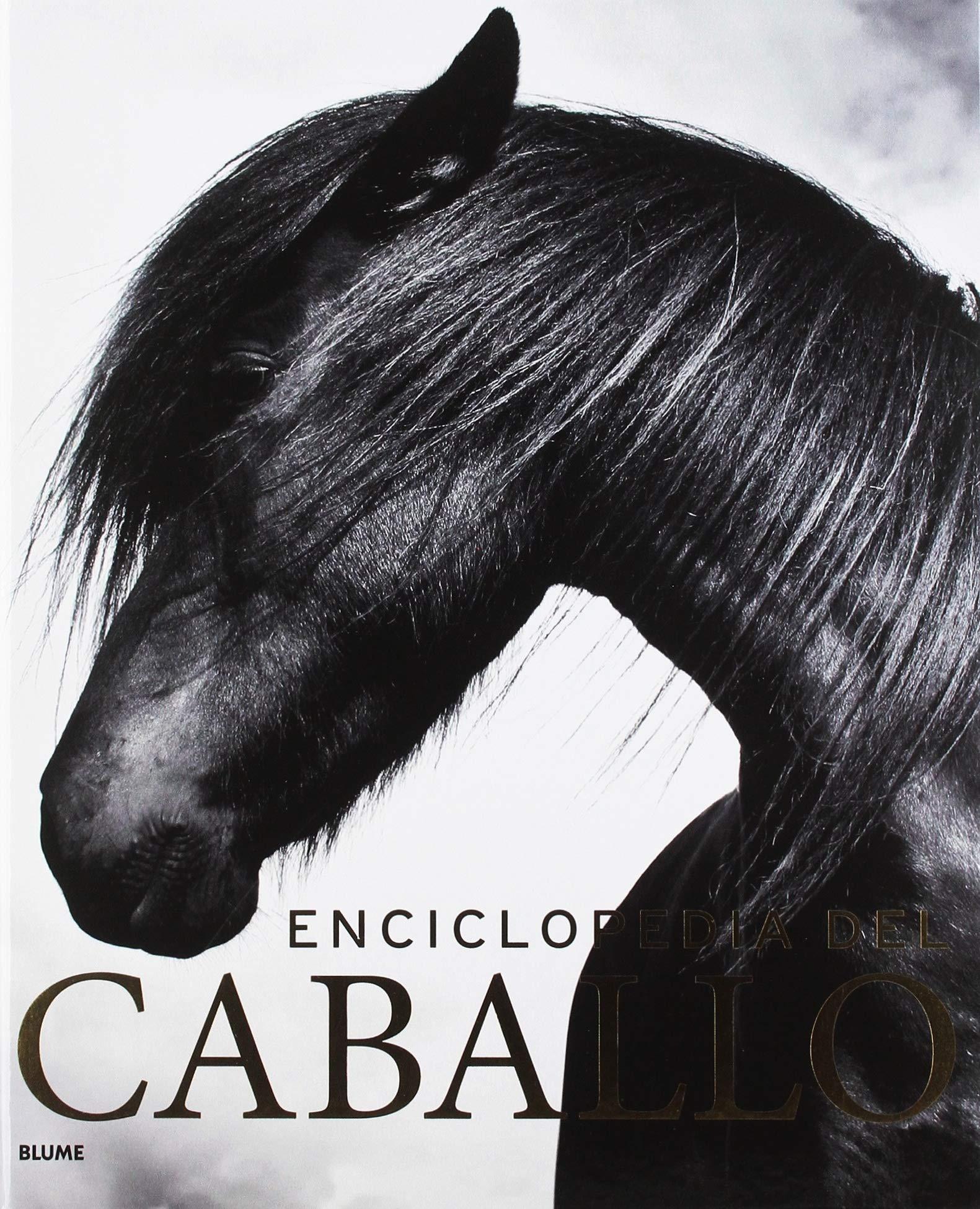 Enciclopedia del caballo de VV.AA.