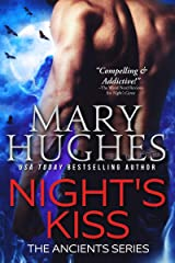 Night's Kiss (The Ancients Book 2) Kindle Edition