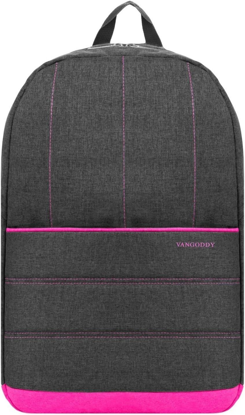 Travel Backpack Messenger Bag 15.6 Inch for Acer Aspire, Chromebook, One, XPS 12, Latitude 12 7000, Chromebook, Predator