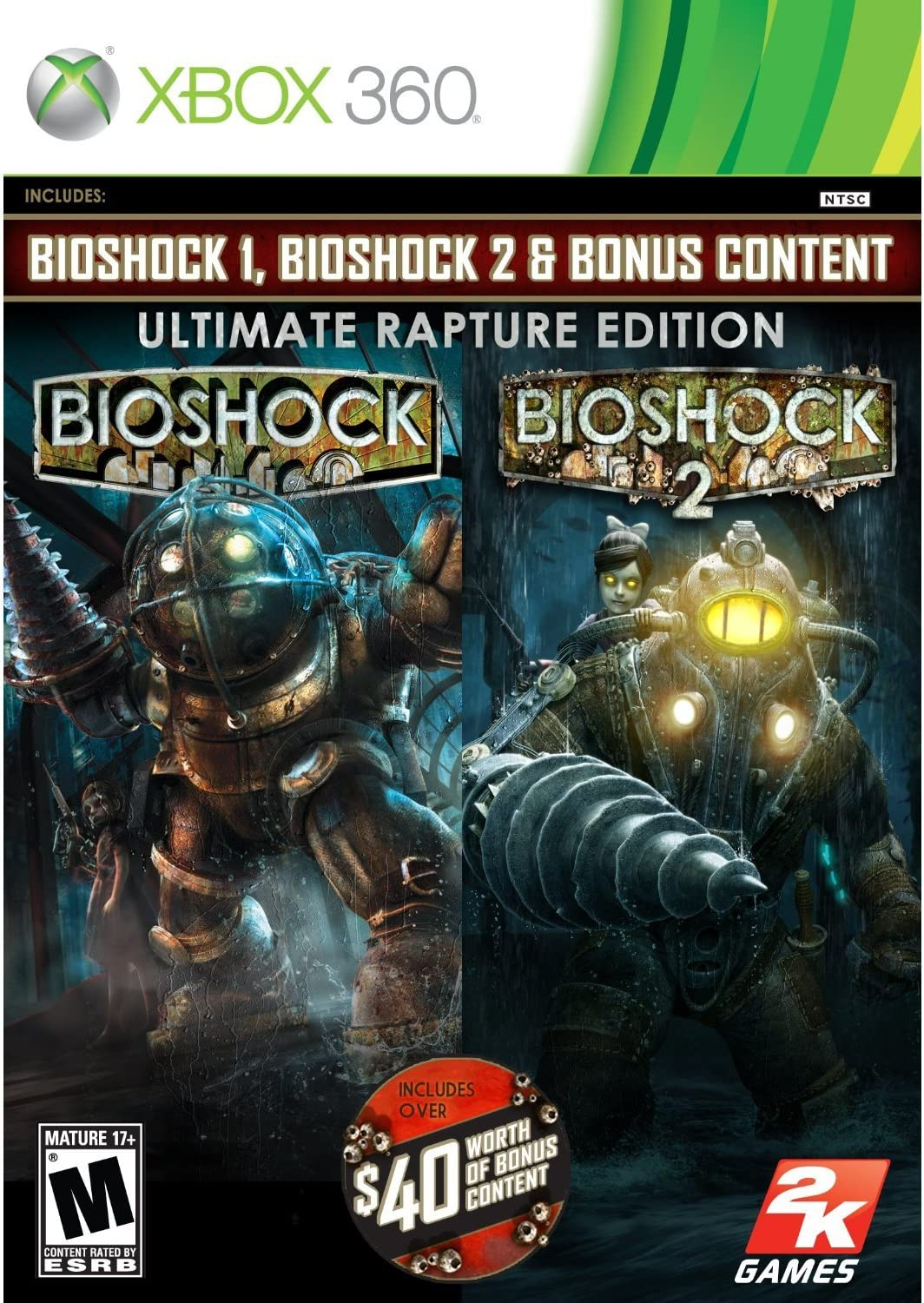 Take-Two Interactive BioShock Ultimate Rapture Edition - Juego: Amazon.es: Videojuegos