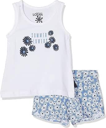Losan 916-8982an Conjunto de ropa Niñas