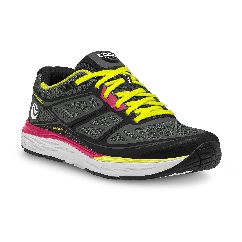Topo Athletic Fli-Lyte 2 Running Shoes - Women's B071Z39MM8 10 B(M) US|Black/Yellow