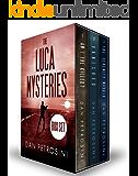 A Luca Mystery Series Box Set Books 1 - 3