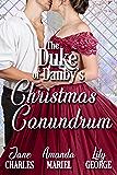 The Duke's Christmas Conundrum (The Duke of Danby's Christmas Book 3)