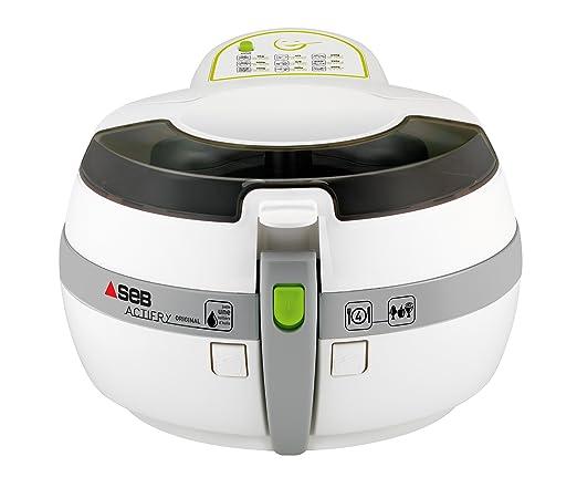 SEB AL8010 - Freidora (1 kg, Solo, Gris, Color blanco, Stand-alone ...