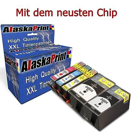 Alaskaprint - Cartuchos de impresora compatibles para HP 934 ...