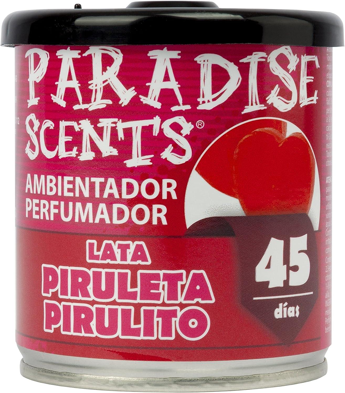 Ambientador Paradise Lata Piruleta por sólo 1,95€