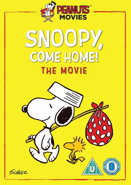Snoopy, Come Home! [Import anglais]