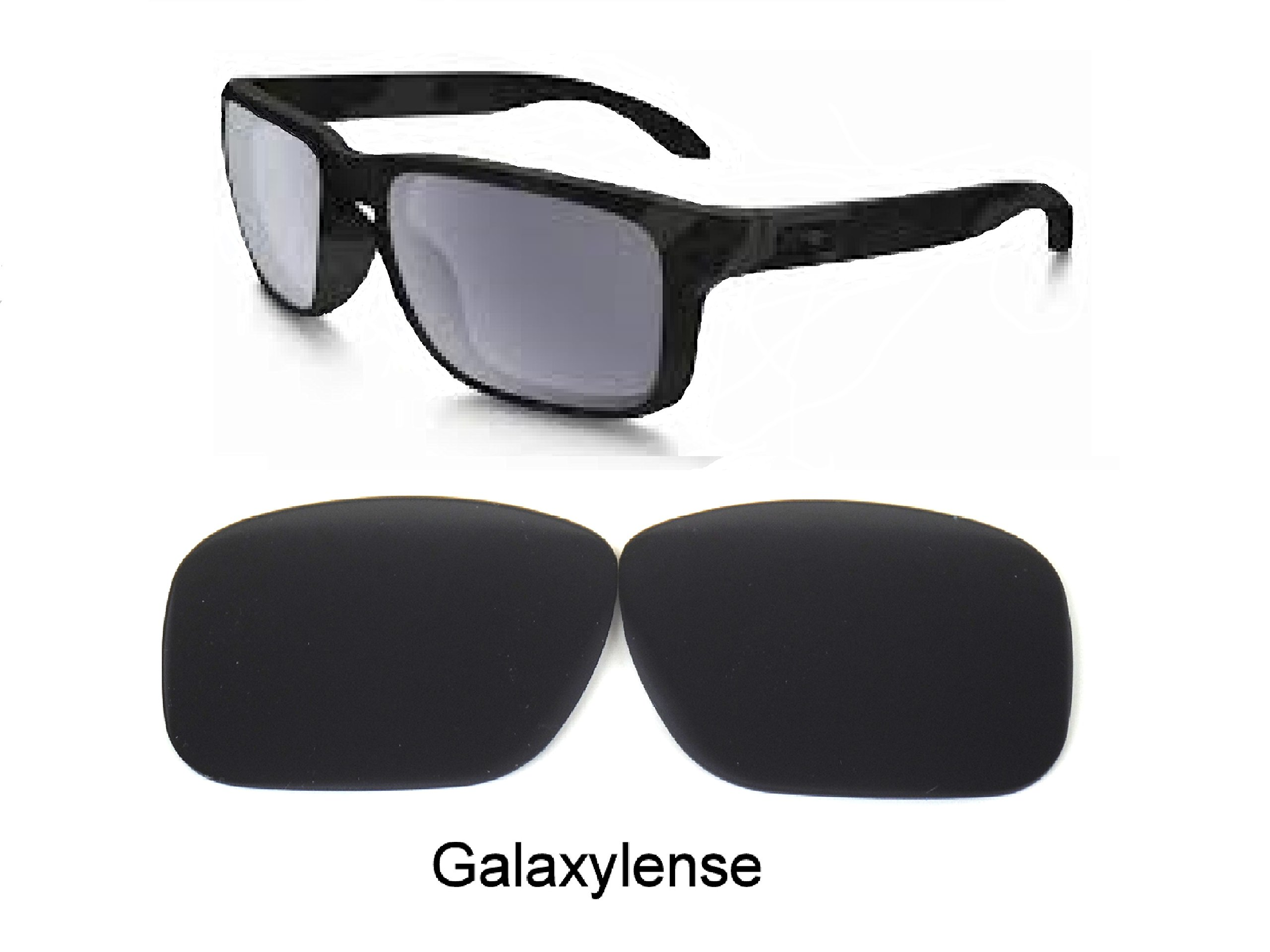 Galaxy Replacement Lenses For Oakley Sliver Sunglasses Black Polarized