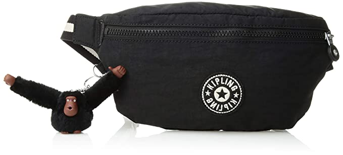 d9a3e871082 Amazon.com: Kipling Breah Fanny Pack One Size Black: Clothing