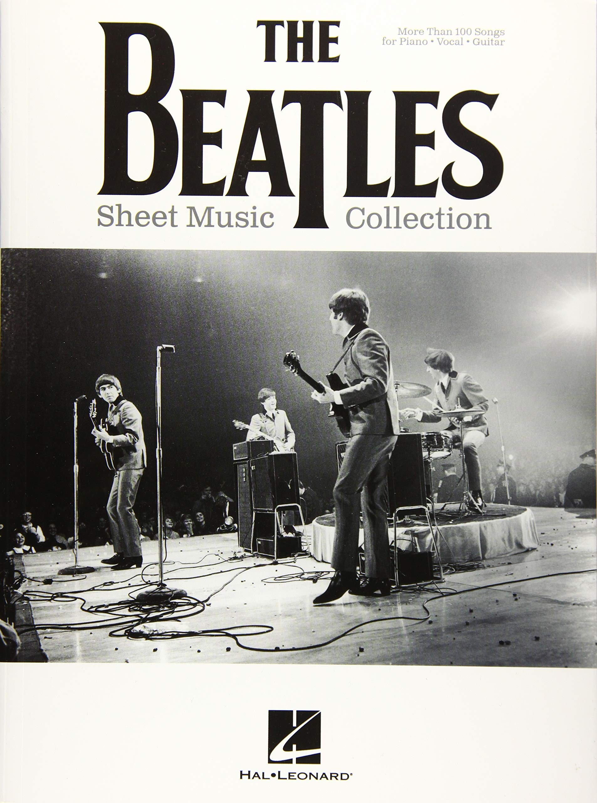The Beatles Sheet Music Collection: Beatles: 0888680695330
