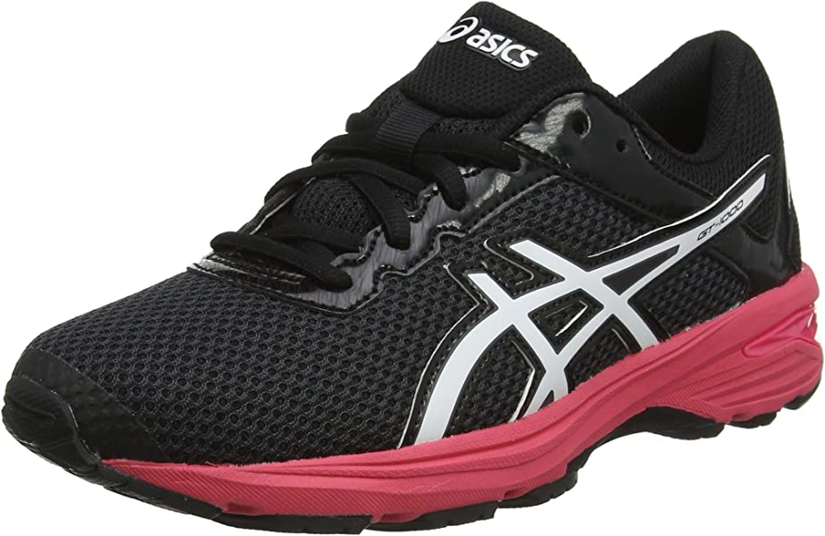 6837ac0394d5 ASICS Unisex Kids  Gt-1000 6 Gs Running Shoes  Amazon.co.uk  Shoes ...