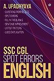 SSC CGL Spot Errors English