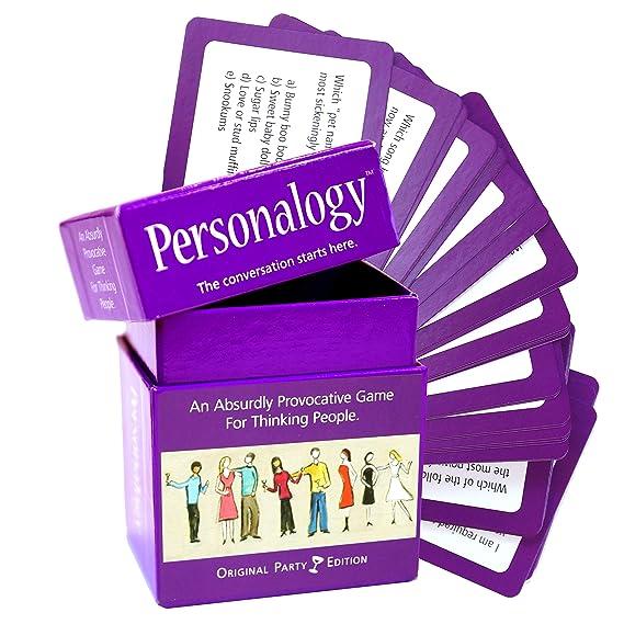 Amazon.com: personalogy – Un absurdamente Provocative Juego ...