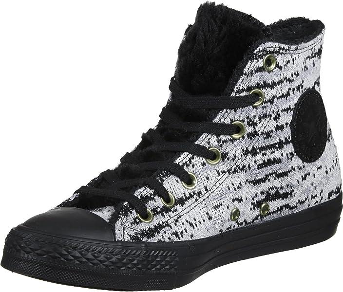 Chaussures Knit All Star Dolphinegret Hi Winter Fur W Converse c1J3TlFK