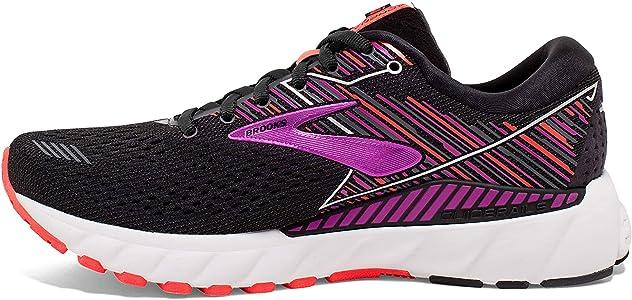 Brooks Adrenaline GTS 19, Zapatillas de Running para Mujer, Negro ...