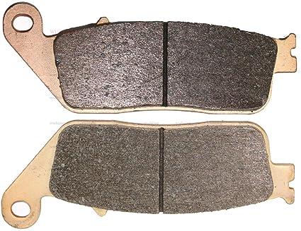 SEMI METAL FRONT BRAKE PADS FOR HONDA CBR 1000 FK//FL//FM//FN 89-92 F
