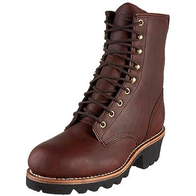 e12f0b726840 Chippewa Men s 8 quot  Insulated Steel Toe EH Logger Boot