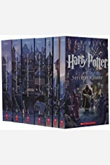 Harry Potter Complete Book Series Special Edition Boxed Set Paperback