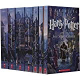 (进口原版) Harry Potter the Complete Series 哈利波特15周年纪念版