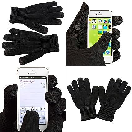 tablet pc touch screen handschuhe zur bedienung füe iphone smartphone