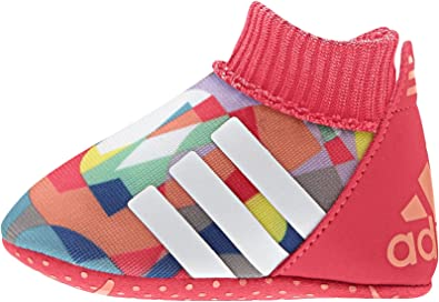 adidas Relino II Crib, Baskets Basses Mixte bébé, Rouge