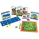 Learning Resources LER2862 Code & Go Robot Mouse Classroom Set,Multi-color