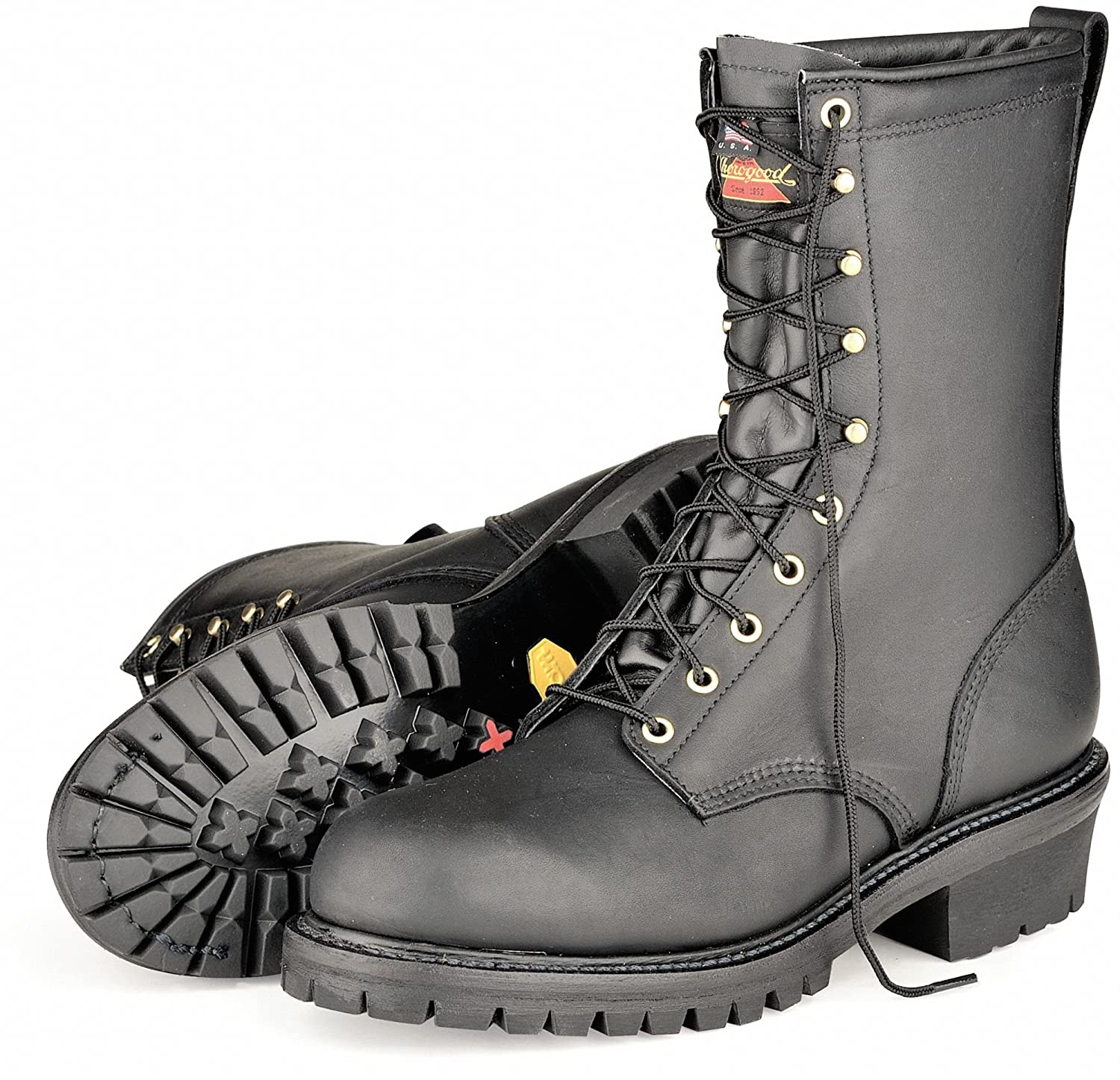 90113f5cda5 Amazon.com: Wildland Fire Boots, Mens, 11-1/2M, PR: Industrial ...