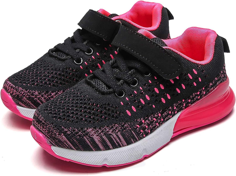 Rock & Joy – Zapatillas de Running para niños y niñas, Rosa (Fucsia), 29 EU: Amazon.es: Zapatos y complementos