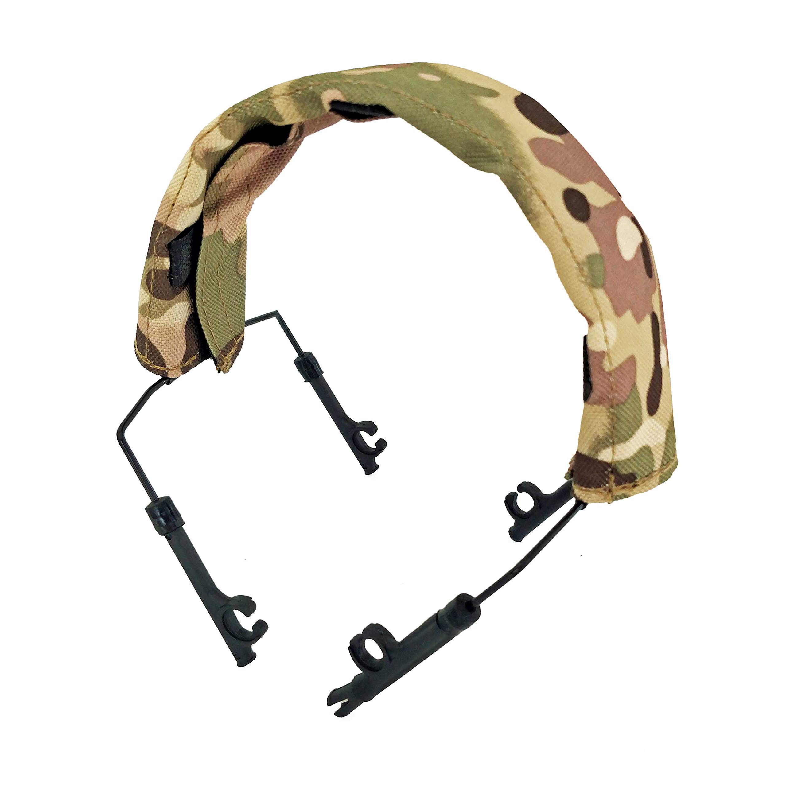 Armorwerx Replacement Headband for Peltor Comtac Ear Muffs