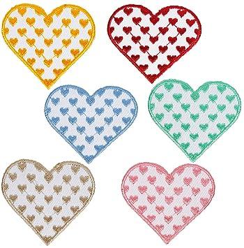 """Plancha De – """"Corazón en Corazón – Varios colores – 4,7"""