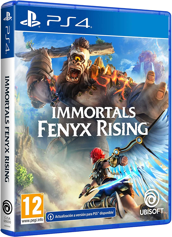 #Videojuego Immortals Fenyx Rising por 23,09€