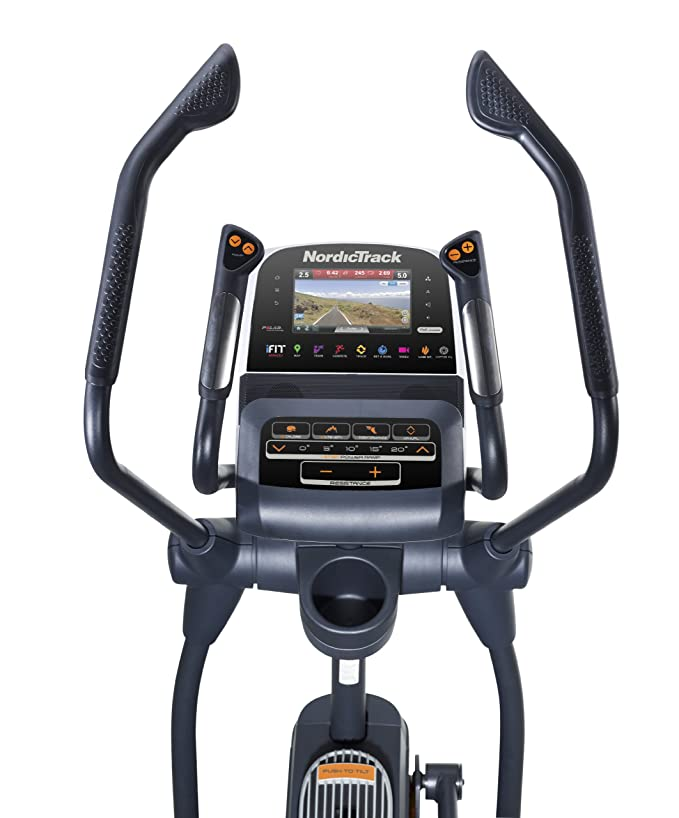 Amazon.com : Nordic Track Elite 12.7 Elliptical Trainer : Nordictrack Elliptical : Sports & Outdoors