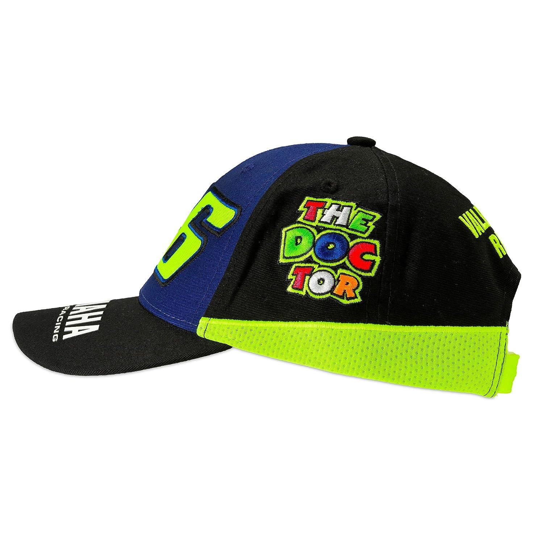 2019 Valentino Rossi VR46 Kids Cap Childrens Boys Hat Yamaha Factory Racing
