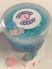 Cotton Candy Bingsu