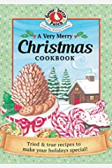 A Very Merry Christmas Cookbook (Seasonal Cookbook Collection) Kindle Edition