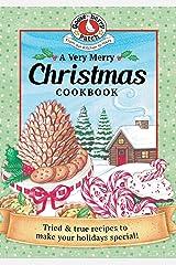 A Very Merry Christmas Cookbook (Seasonal Cookbook Collection) Kindle Edition