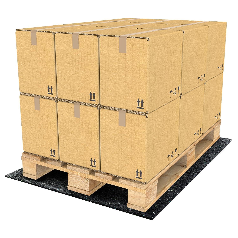 Antirutschmatte Ladungssicherung rutschhemmende Matte f/ür LKW Anh/änger und Kofferraum verschiedene Gr/ö/ßen 125x500 cm