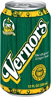 product image for Vernor's Ginger Ale Soda, 12 Ounce (24 Cans)