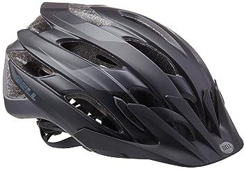 BELL Event XC - Casco para Hombre para Bicicleta de Paseo, Color Negro