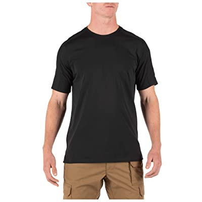 5.11 Tactical Men's Delta Short Sleeve Crew T-Shirt, Crew Neck, Style 40169   .com