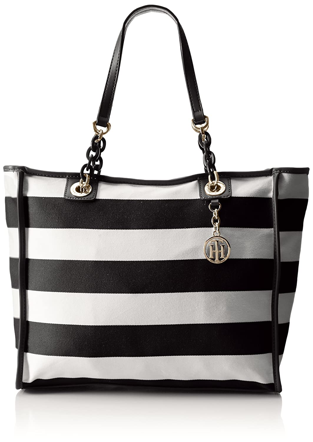Tommy Hilfiger Adrianna Ribbon Tote Bag