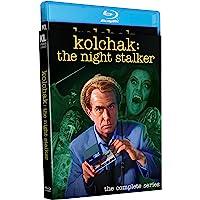 Kolchak: The Night Stalker: The Complete Series