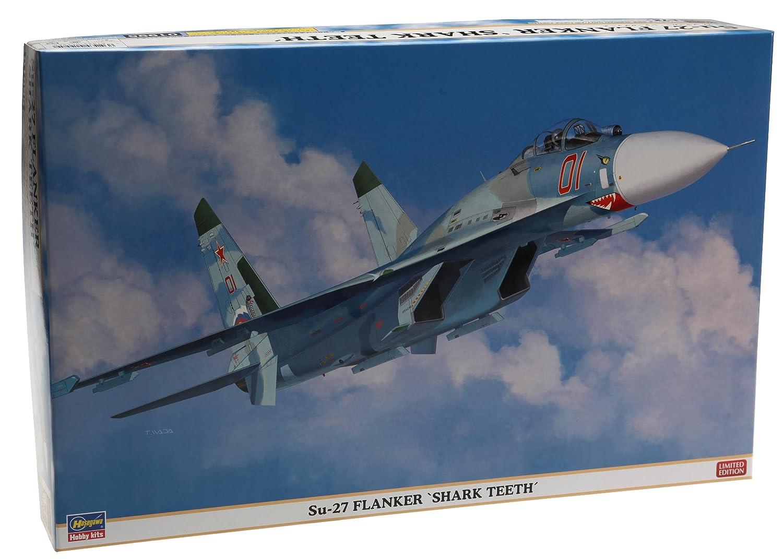 Hasegawa 01995 - Su-72 Flanker Sharkteeth