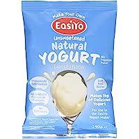 EasiYo EasiYo Everyday Natural Unsweetened Low Fact Yogurt 140 g
