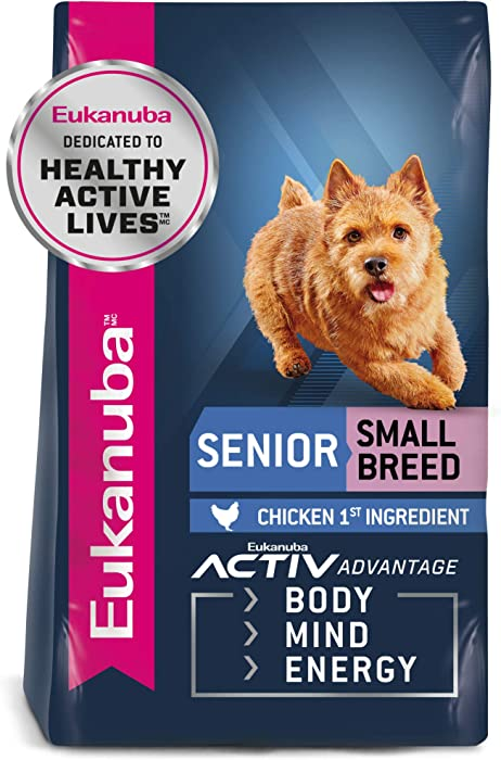 Top 9 Senior Dog Food Small Breed Ekanuba