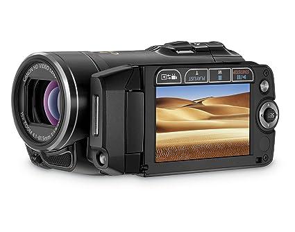 amazon com canon vixia hf20 hd dual flash memory w 32gb internal rh amazon com Canon Vixia HS200 Canon Vixia HV30