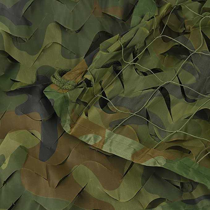 XUE Tarnnetz Gr/ün f/ür die Jagd Camouflage Netz Woodland Digital f/ür Sniper Armee Fotografie Sonnenschutz Deko 1,5x2M 1,5x3M 1,5x4M 1,5x5M 1,5x6M 1,5x7M 1,5x8M 1,5x9M 1,5x10M 1,5x15M 1,5x20M