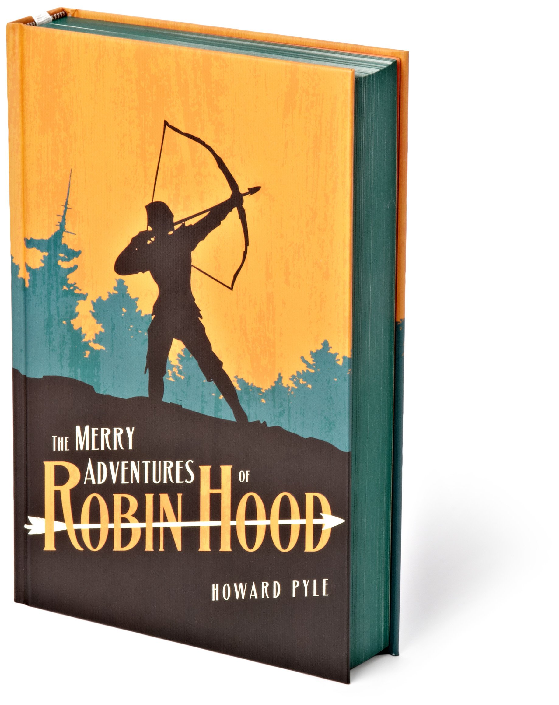 The Adventure Collection: Treasure Island, The Jungle Book, Gulliver's Travels, White Fang, The Merry Adventures of Robin Hood (The Heirloom Collection) by Brand: Two Lions (Image #9)